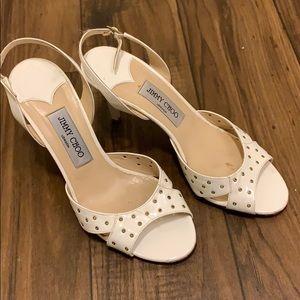 Jimmy Choo high heels!